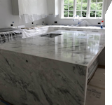 quartzite kitchen countertop, Fordham Marble, Stamford CT