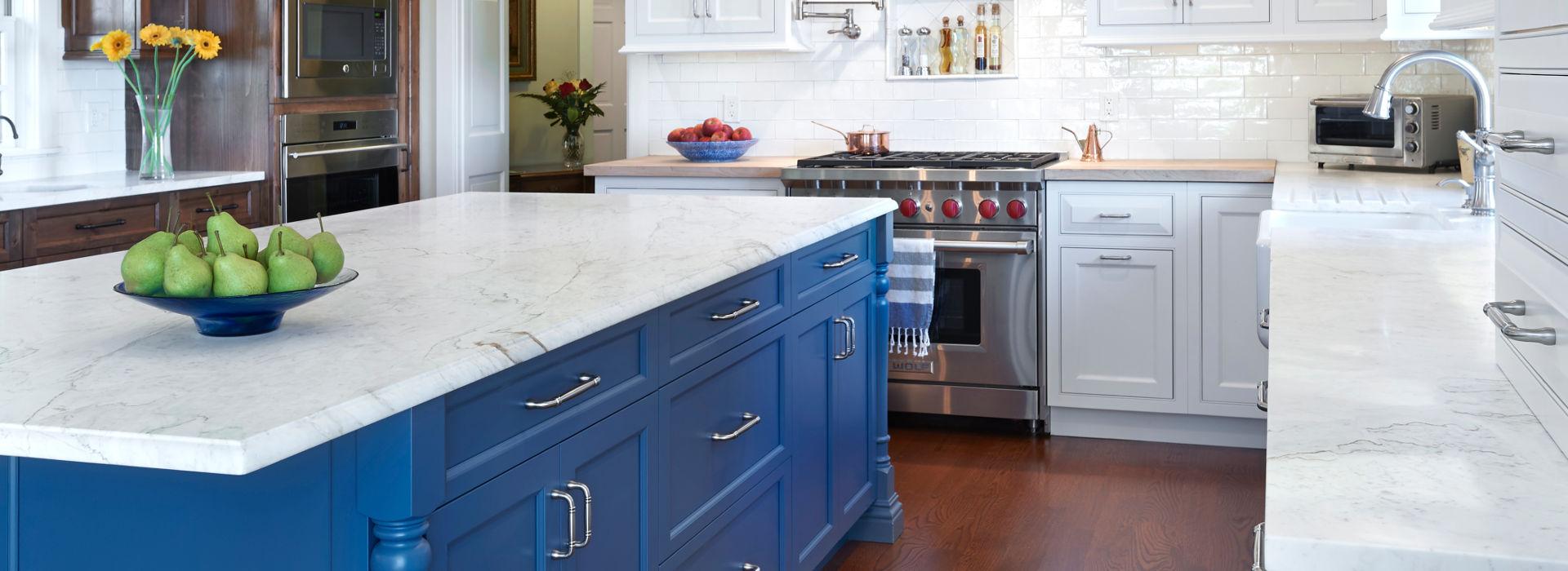 Charmant Granite, Marble, Quartz Countertop Fabricators, Stamford CT ...